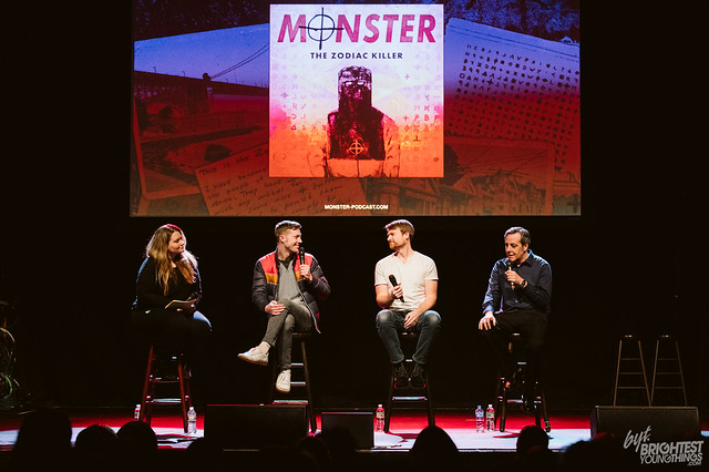 Monster Live – From Atlanta to The Zodiac