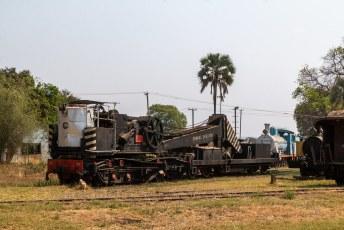 Op weg naar Lusaka om Lucía van het vliegveld op te halen rustte ik even een dagje uit in Livingstone.