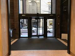 Lobby, W.R. Grace Building (1973), 10 E. Baltimore Street, Baltimore, MD 21224