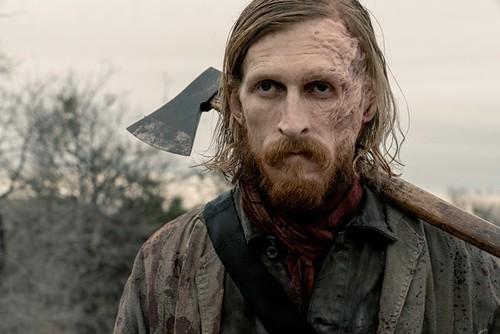 Austin Amelio as Dwight - Fear the Walking Dead _ Season 5, Episode 3 - Photo Credit: Ryan Green/AMC