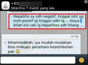 TESTIMONI QNC JELLY GAMAT ATASI PENYAKIT HEPATITIS