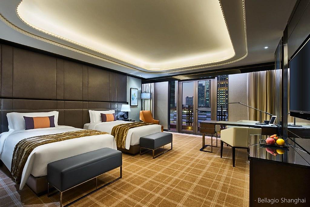 上海蘇寧寶麗嘉酒店 Bellagio Shanghai (1)