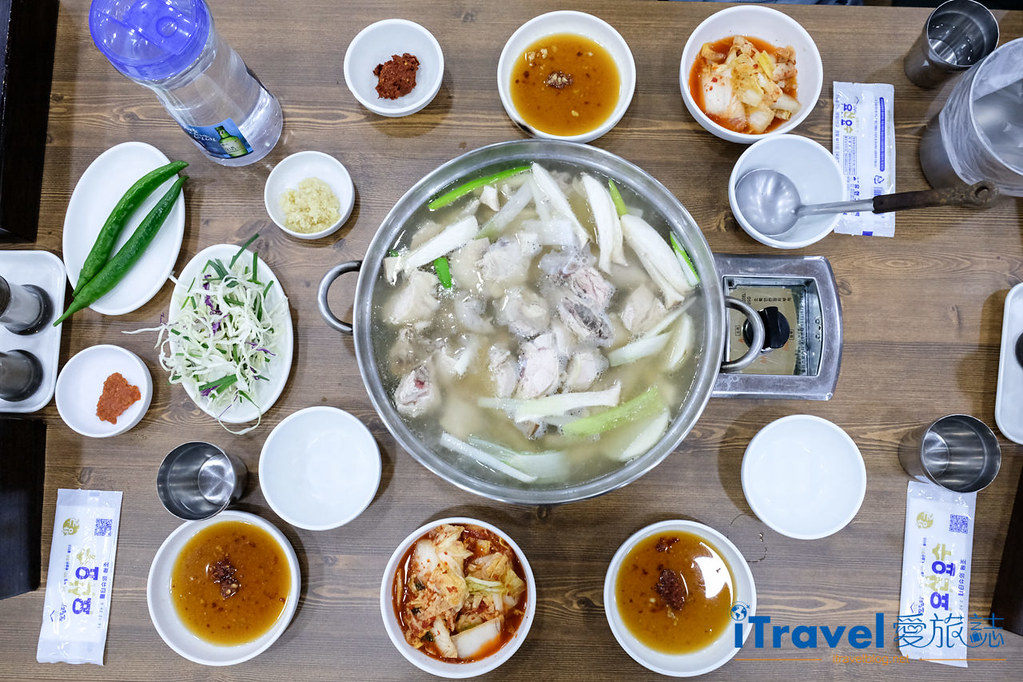 首爾美食餐廳 孔陵一隻雞 (1)