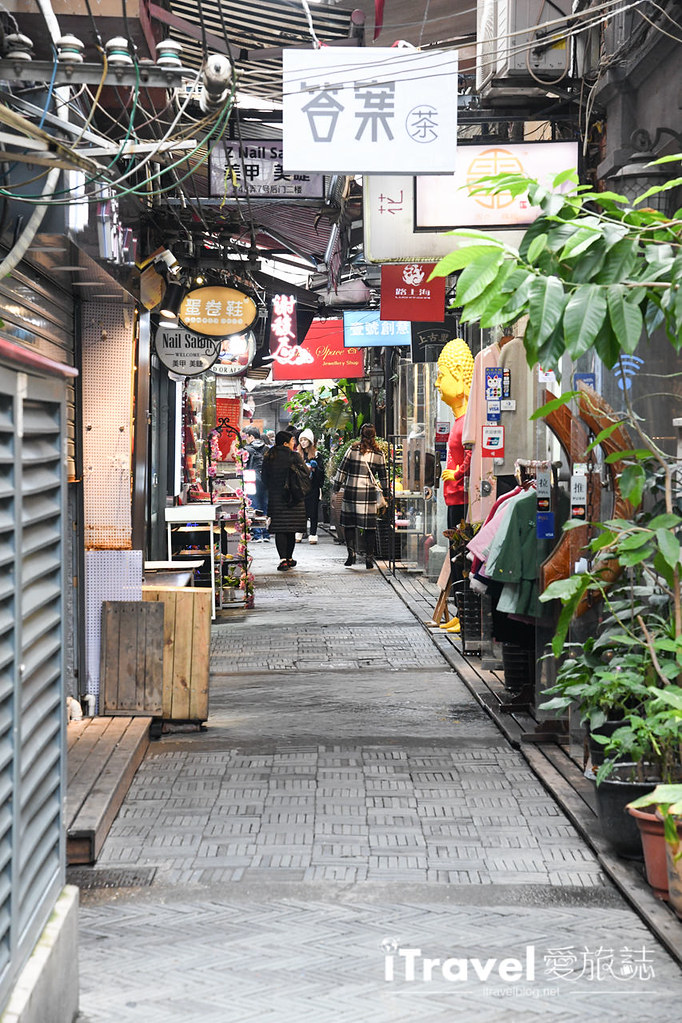 上海景點推薦 創意街區田子坊 (6)