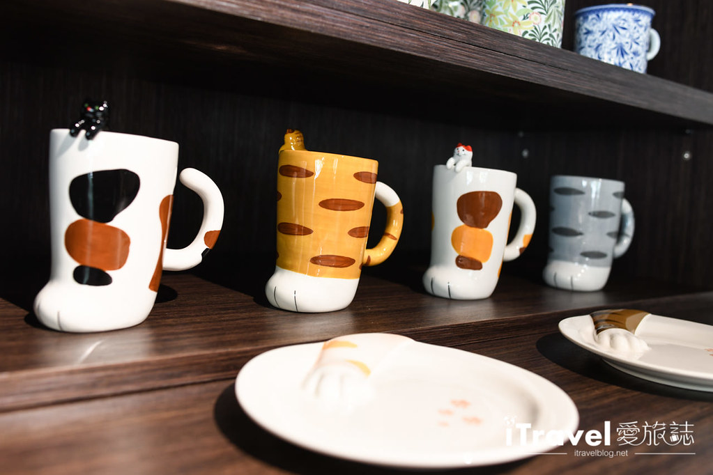 台中咖啡廳推薦 幸卉文學咖啡 (27)