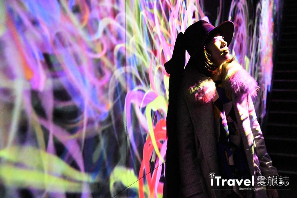 東京藝術展覽 teamLab Borderless (42)