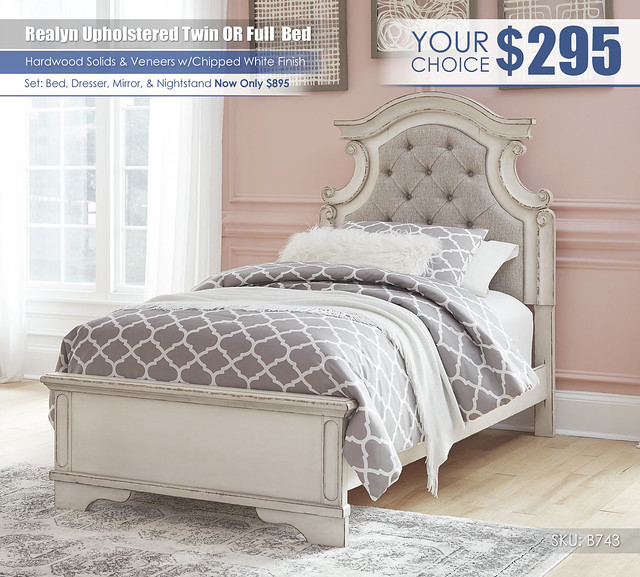 Realyn Twin OR Full Bed_B743-87-84-86_T