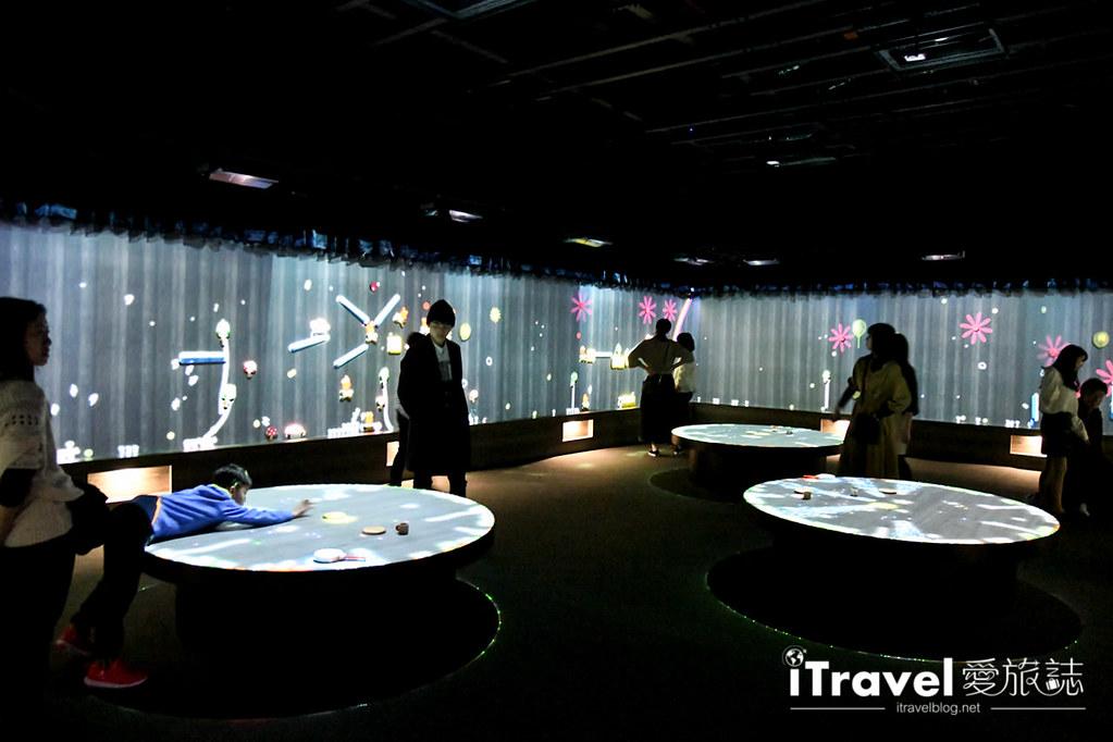 東京藝術展覽 teamLab Borderless (75)