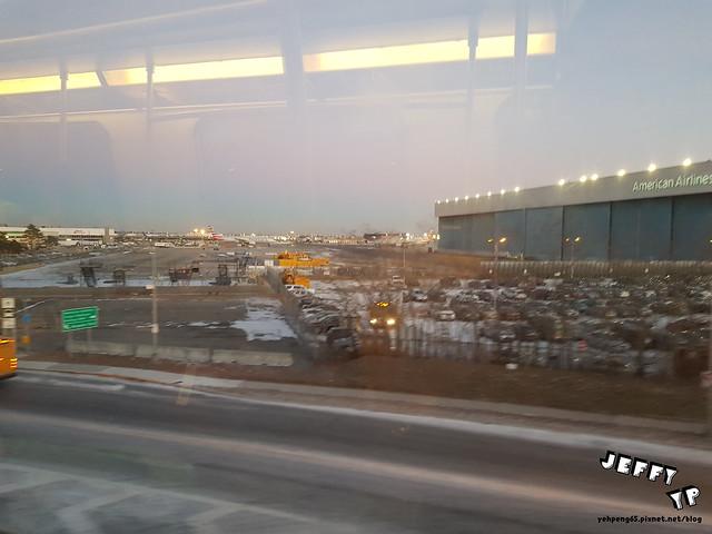 [2018-01紐約] 紐約甘乃迪JFK 機場地鐵 @ 小醫師的大確幸 :: 痞客邦