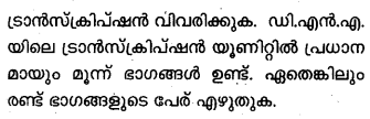 Plus Two Zoology Model Question Papers Paper 5.12