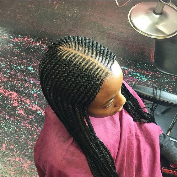 Top Beautiful and Trendy African Braids 2019 - Hairstyles 2u
