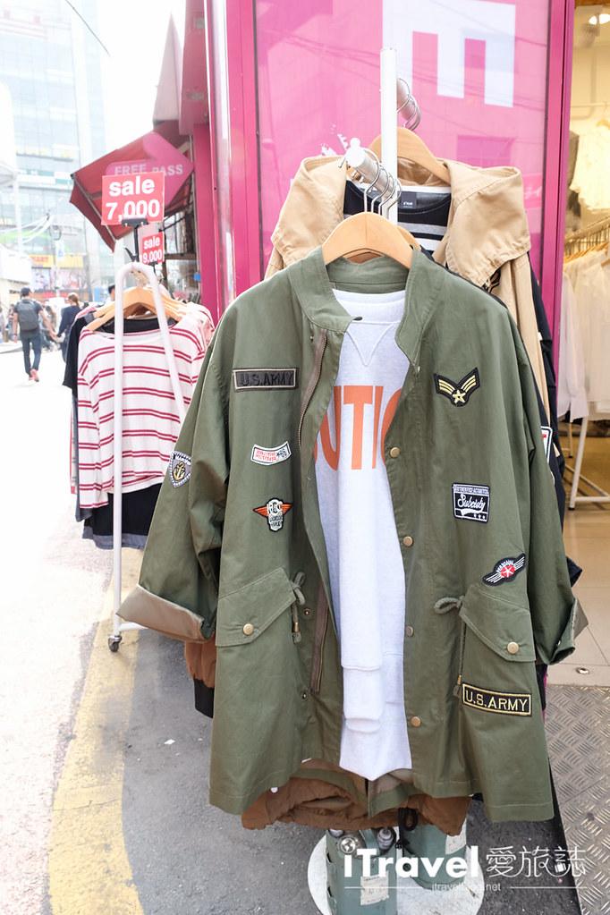 首爾購物商場 弘大商圈 (22)