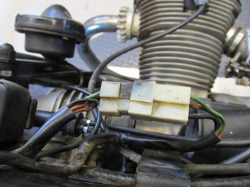 Ignition Module Sub-harness Connector