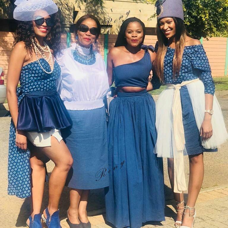 the latest shweshwe dresses styles 2019