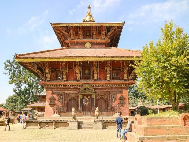Templo Changu Narayan