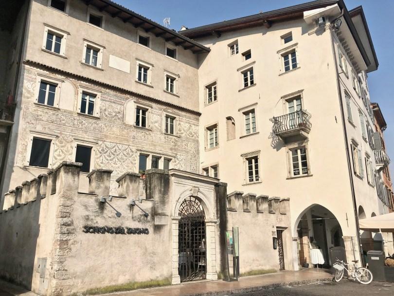 Itinerario di Trento - Palazzo Balduini