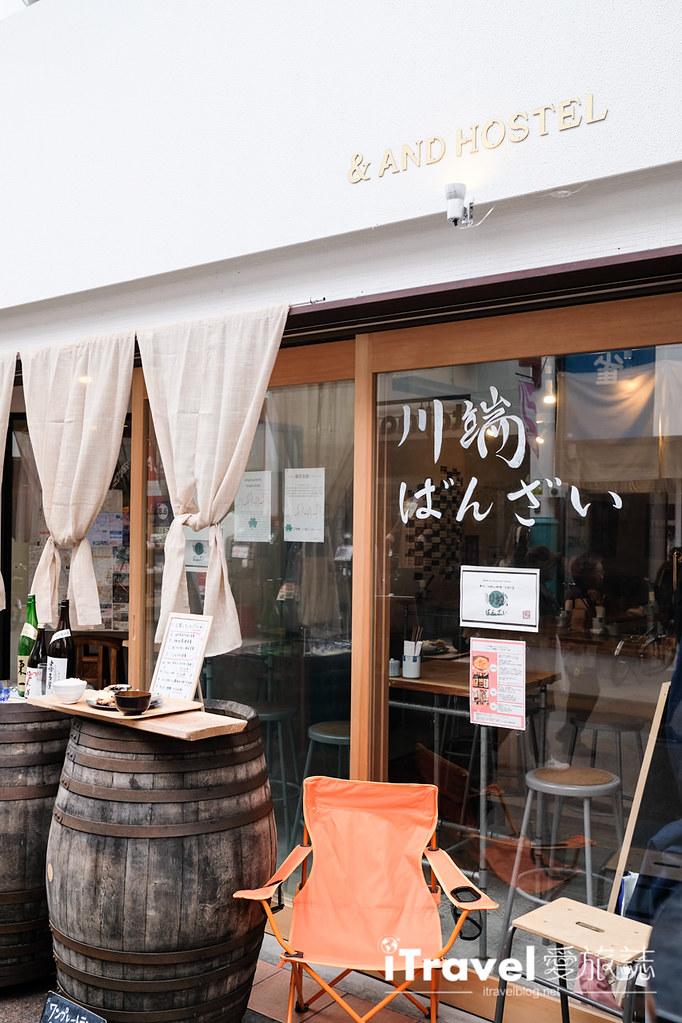 福冈餐厅推荐 博德川端通商店街 (1)