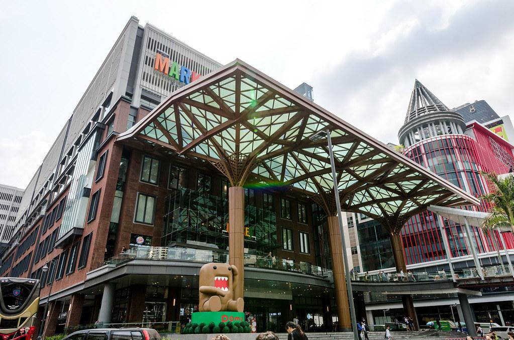 【曼谷景點】2019年曼谷最新商場│The Market Bangkok美食逛街一次Get!│2019年曼谷自由行新指標 - 泰愛瘋