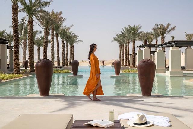 Jumeirah Al Wathba Desert Resort & Spa - Lifestyle - Pool (5)