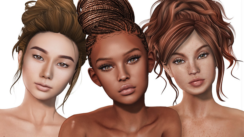 Second Life Avatars Challenge