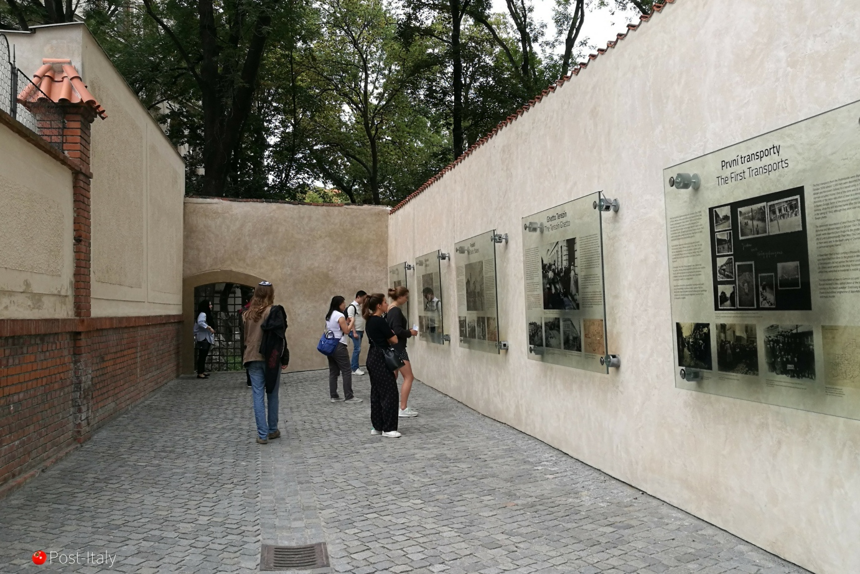 Josefov, bairro e cemitério judeu em Praga
