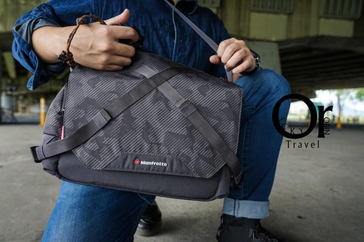 相機側背包|Manfrotto Noreg Messenger Bag 挪威郵差包,具備模組化設計的側背包,鐵灰配色時尚又低調,適合一機兩鏡或一機三鏡