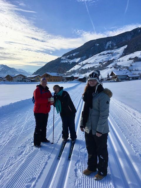 Østrig 2019 - skilejrskole