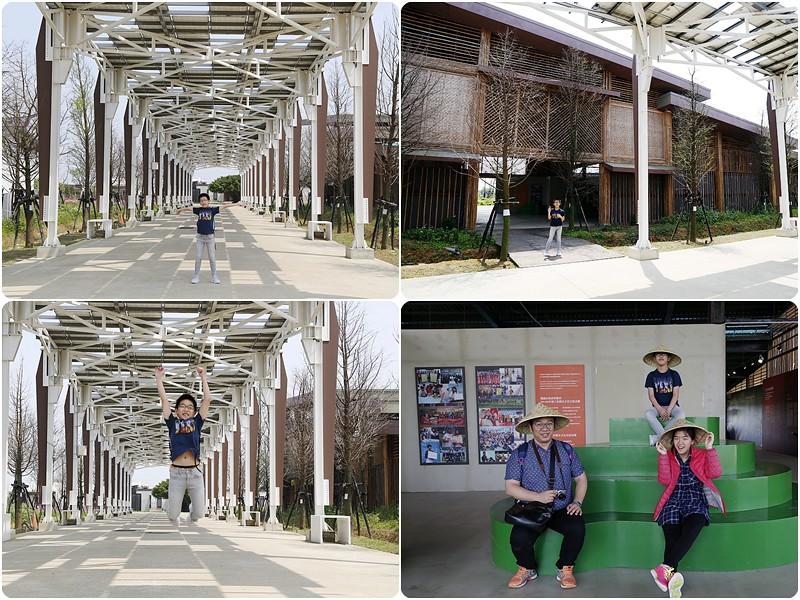 [桃園旅遊]新屋農博基地開園了!!免費參觀體驗|綠色方舟館、四國文化館、客家工藝館適合親子共遊~DIY體驗限量報名 @VIVIYU小世界