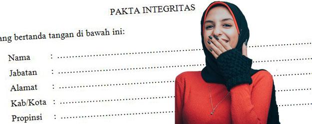 pakta-integritas