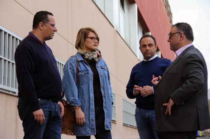 El SCS proyecta un nuevo Consultorio Local en El Pagador
