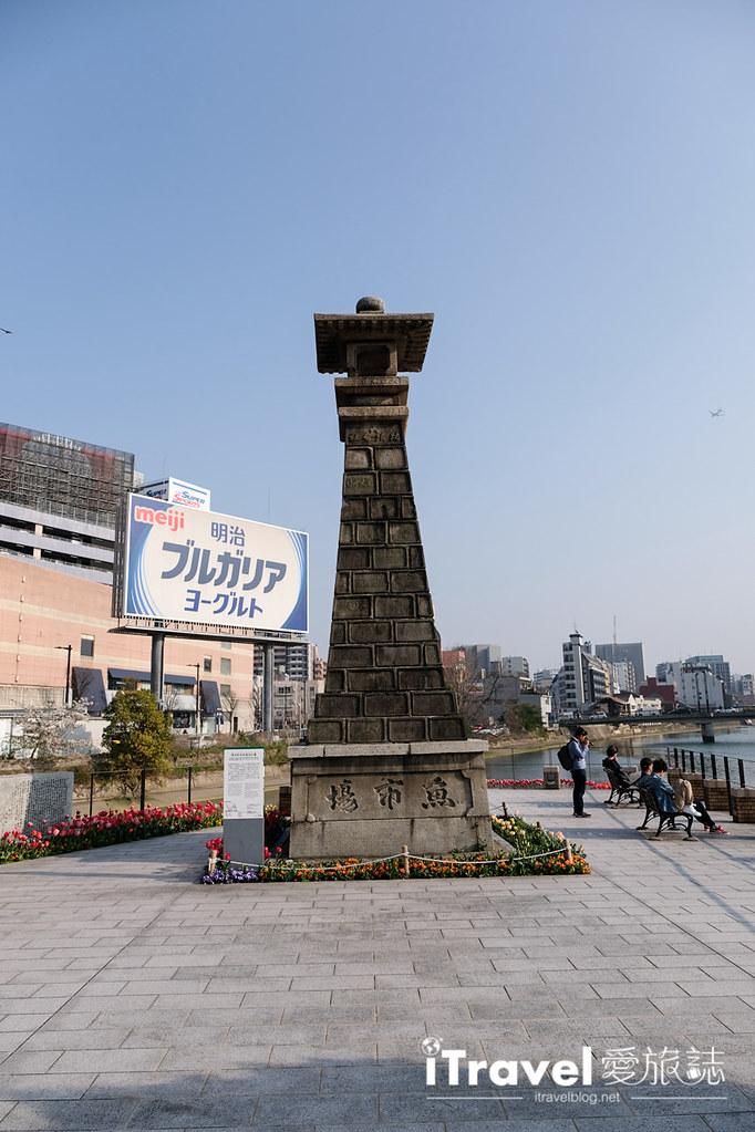 福岡賞櫻景點 博多清流公園 (24)