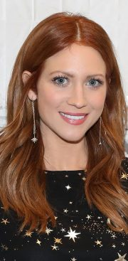 ginger natural red hair color