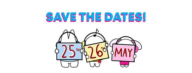 HallyuPopFest - Save The Dates
