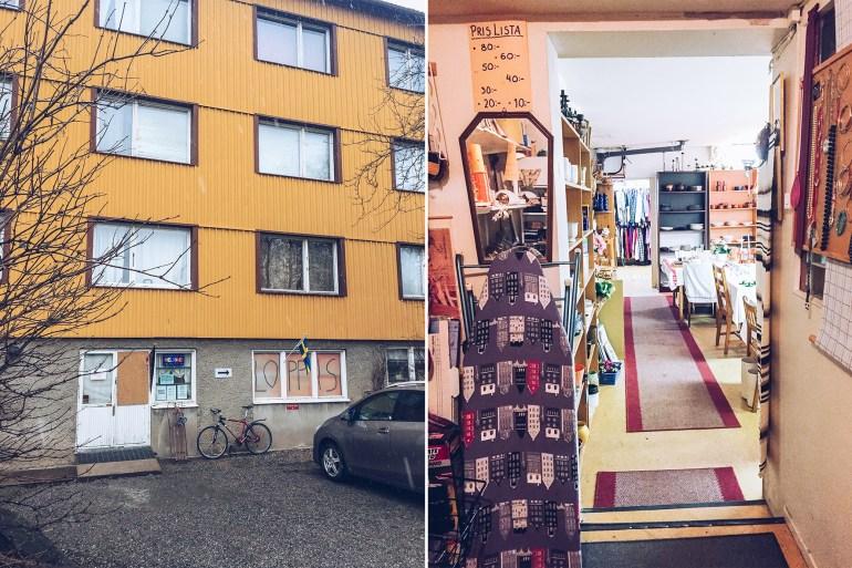 Tobis loppis Eskilstuna second hand - reaktionista.se