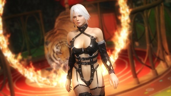 Dead or Alive 6 - Sexy Helena Dominatrix