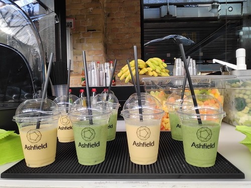 mobiles Smoothie Catering