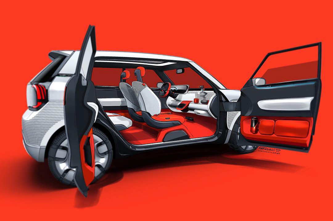 Fiat S Centoventi Concept Is Brimming With Ideas