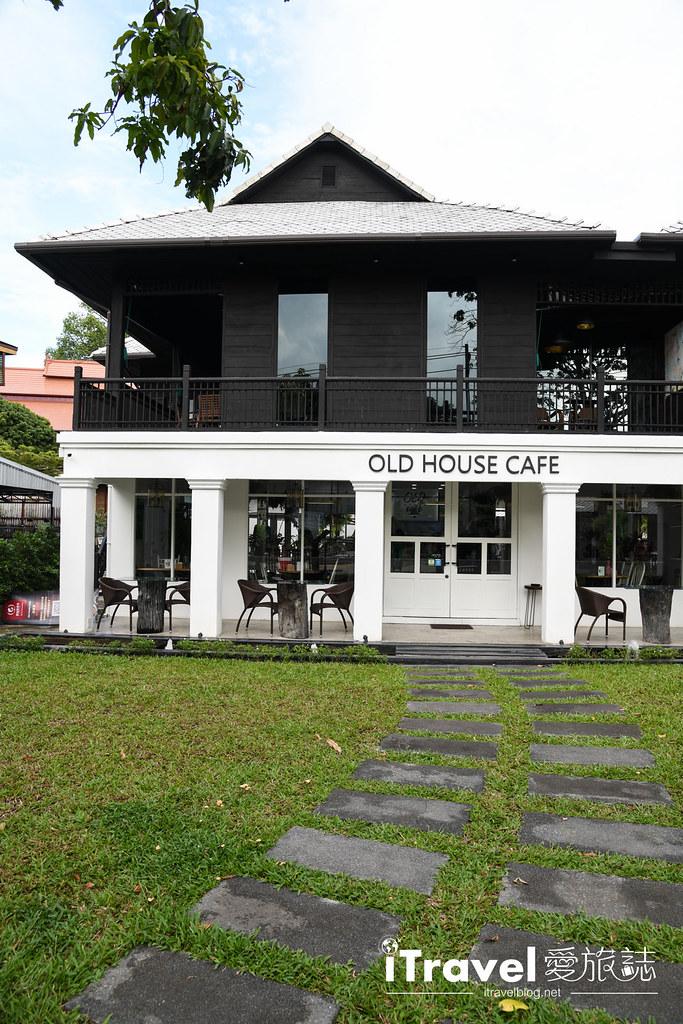 清邁咖啡店 Old House Cafe (3)