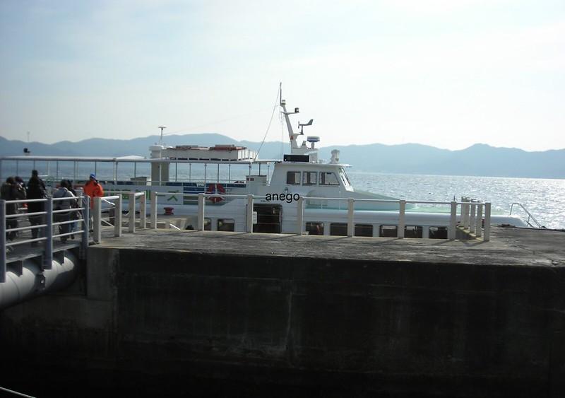 軍艦島クルーズ 船