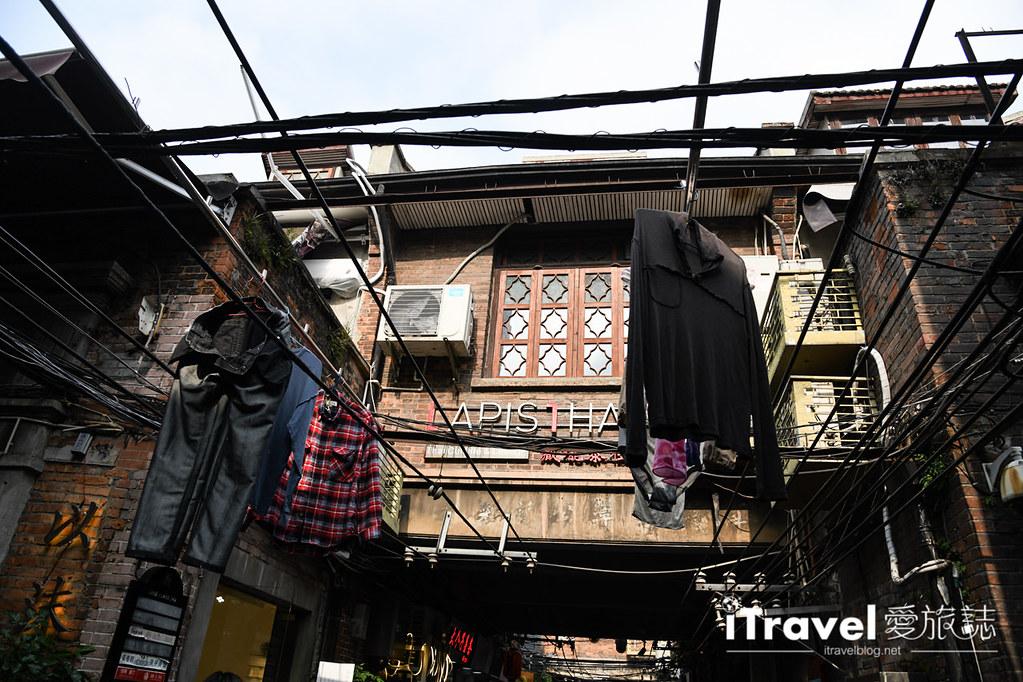 上海景点推荐 创意街区田子坊 (4)