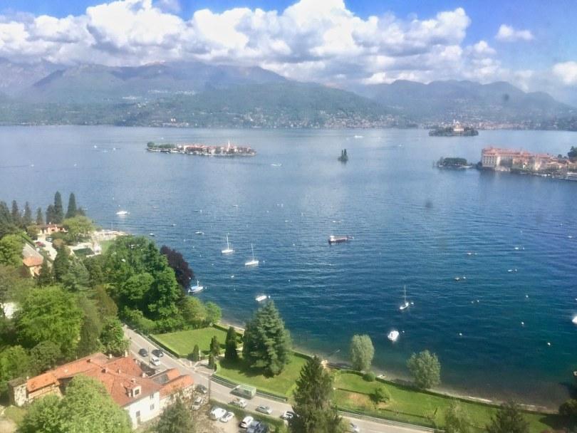 Weekend al Lago Maggiore - Vista dalla funivia