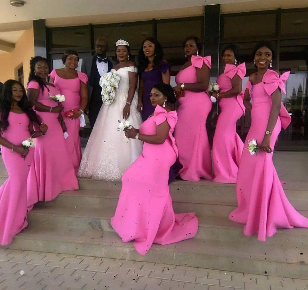 ELEGANT NIGERIAN 2019 WEDDING STYLES TO AMAZE YOUR GUESTS 2