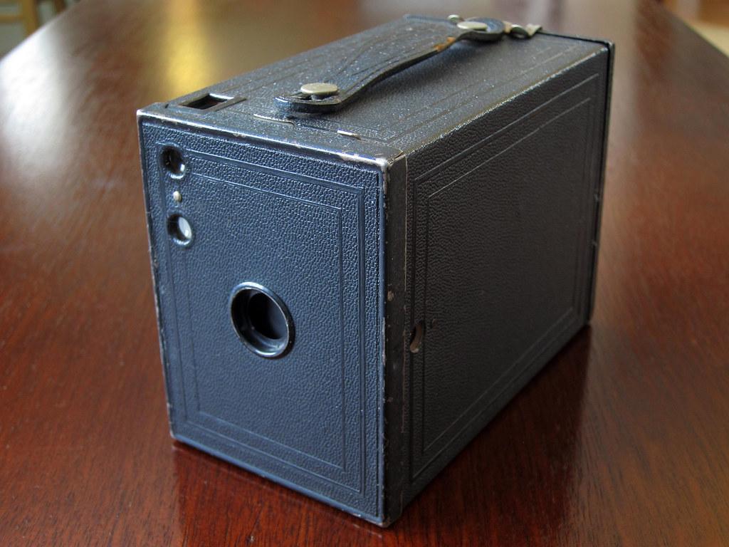 Kodak No. 2 Brownie, Model F