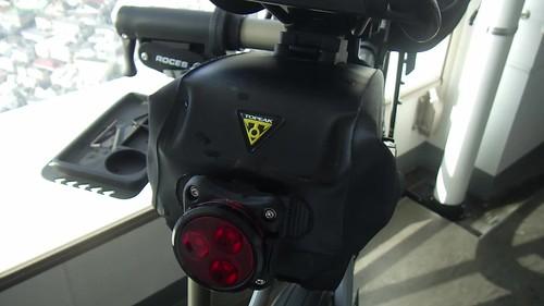 New taillight