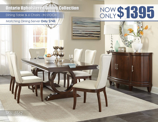 Ontario Upholstered Dining Collection_5562