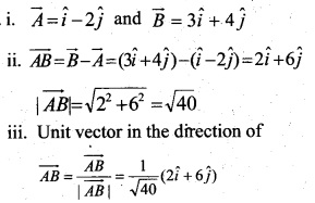 Plus Two Maths Chapter Wise Questions and Answers Chapter 10 Vector Algebra 13
