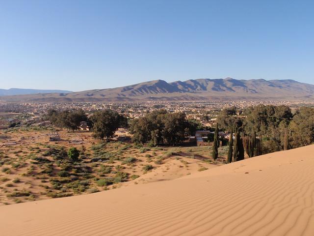 مدينة عين الصفراء ولاية النعامة الجزائر