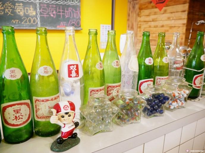 [台南美食]南泉冰菓室|安平運河旁必吃打卡排隊冰店~到台南不可錯過超浮誇草莓山挫冰 @VIVIYU小世界