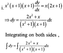 Plus Two Maths Chapter Wise Questions and Answers Chapter 9 Differential Equations 49