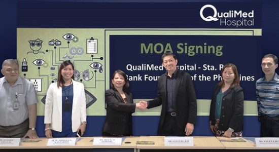 QSTR Contract Signing